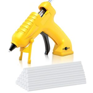 Cordless Hot Glue Gun AONOKOY