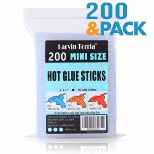 Larvin Torria Mini Size Hot Glue Sticks