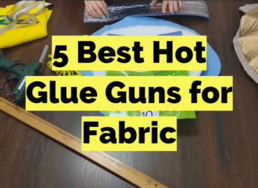 Glue Guns for Fabric
